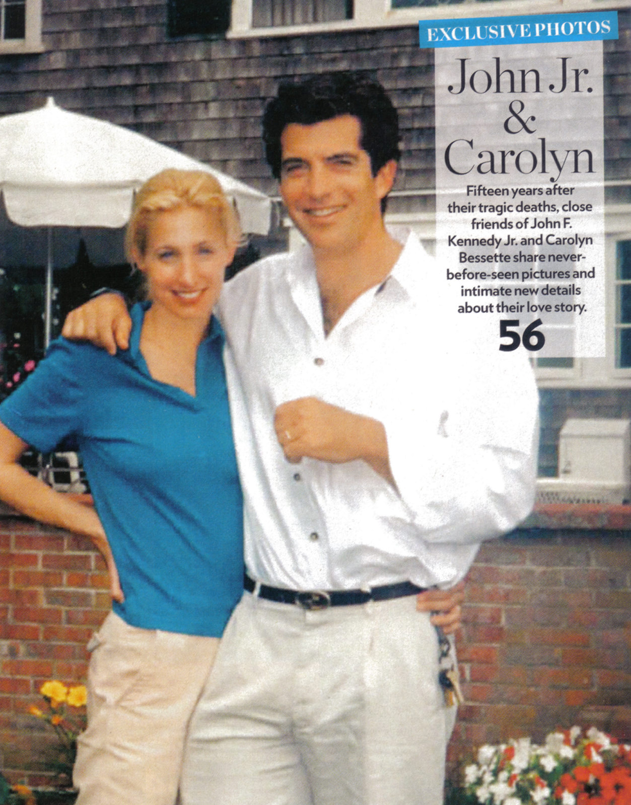 On A Style Note, I Always Loved Her Hyannis Uniform Of Khakis And Polos  John Kennedy Jrcarolyn Bessette