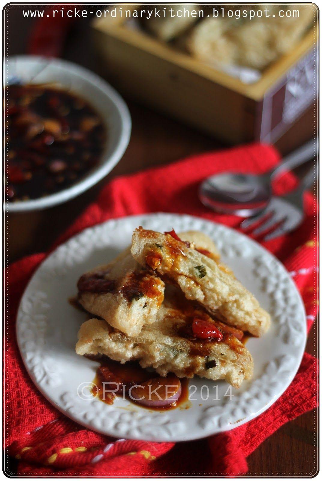 TAHU ACI KHAS TEGAL Makanan, Resep masakan indonesia