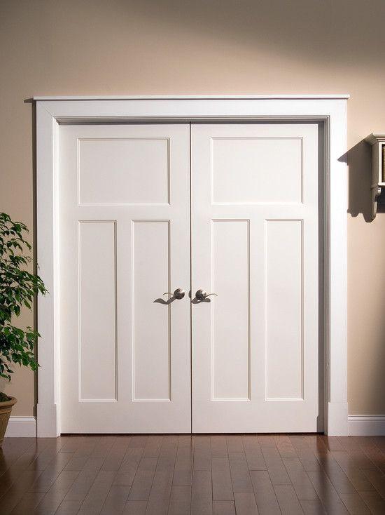 Craftsman Look In Interior Doors Traditional Interior Doors Lynden Door Home