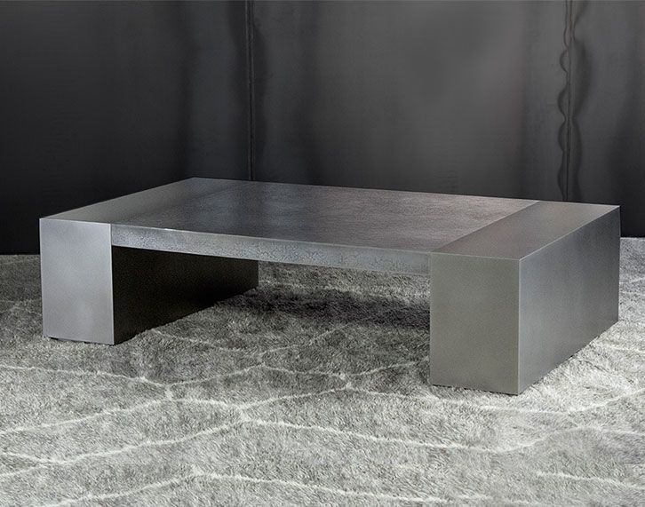 Incroyable Block Coffee Table