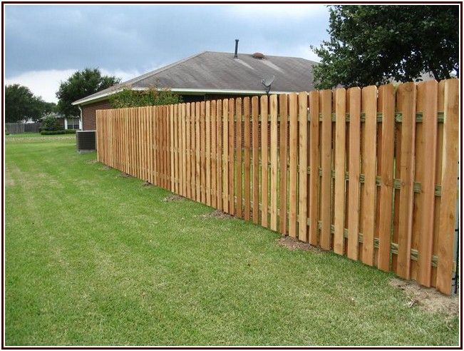 Extravagant Privacy Fencing Cost Fence Options Wood Fence