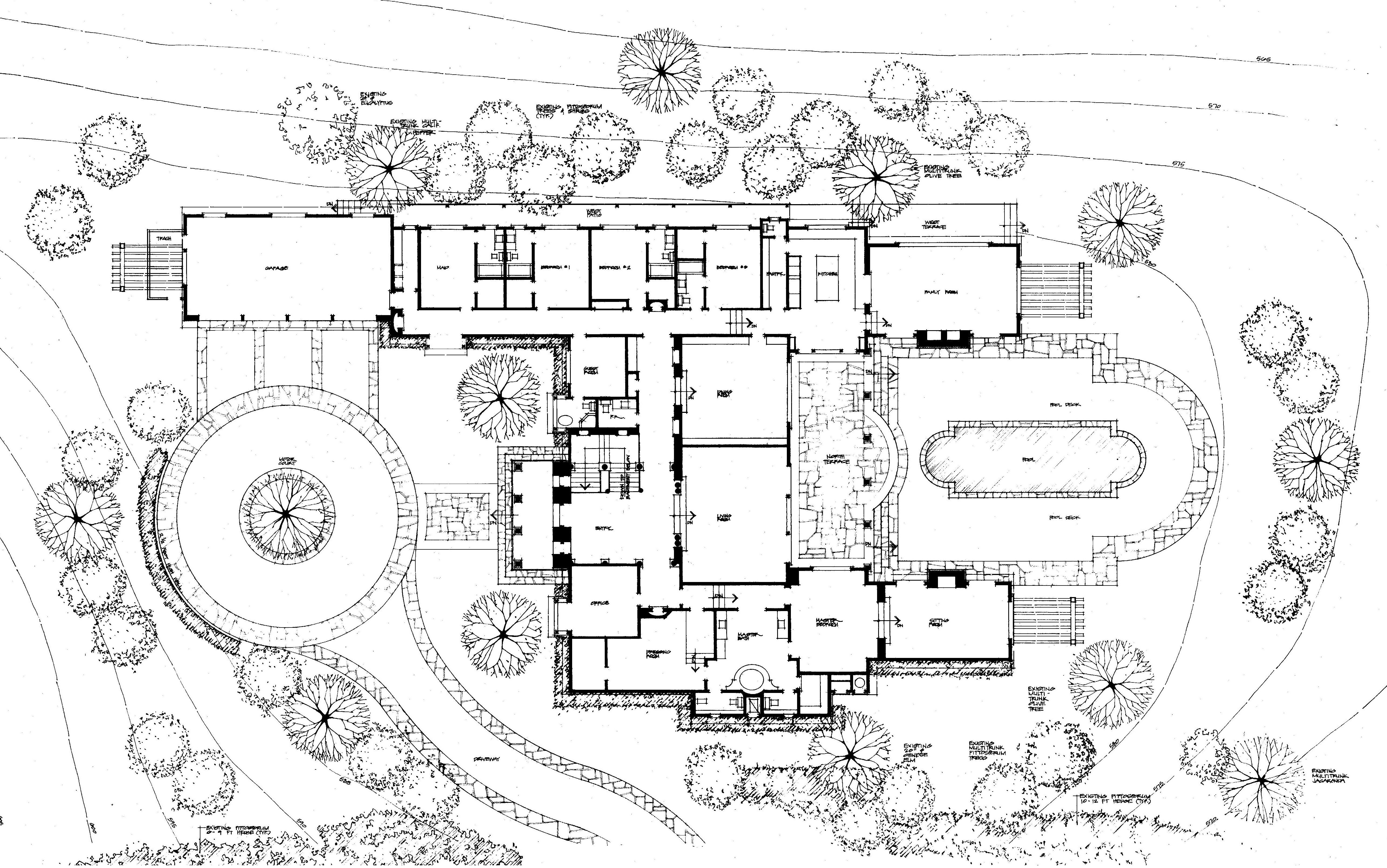 Breathtaking 10000 Sq Ft House Plans Contemporary Ideas Architectural Floor Plans Mansion Floor Plan Luxury House Plans