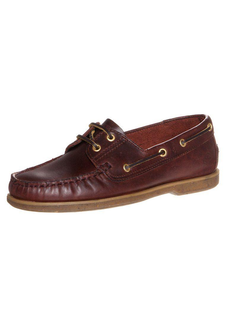fae887b119e Lumberjack NAVIGATOR Boat shoes brown