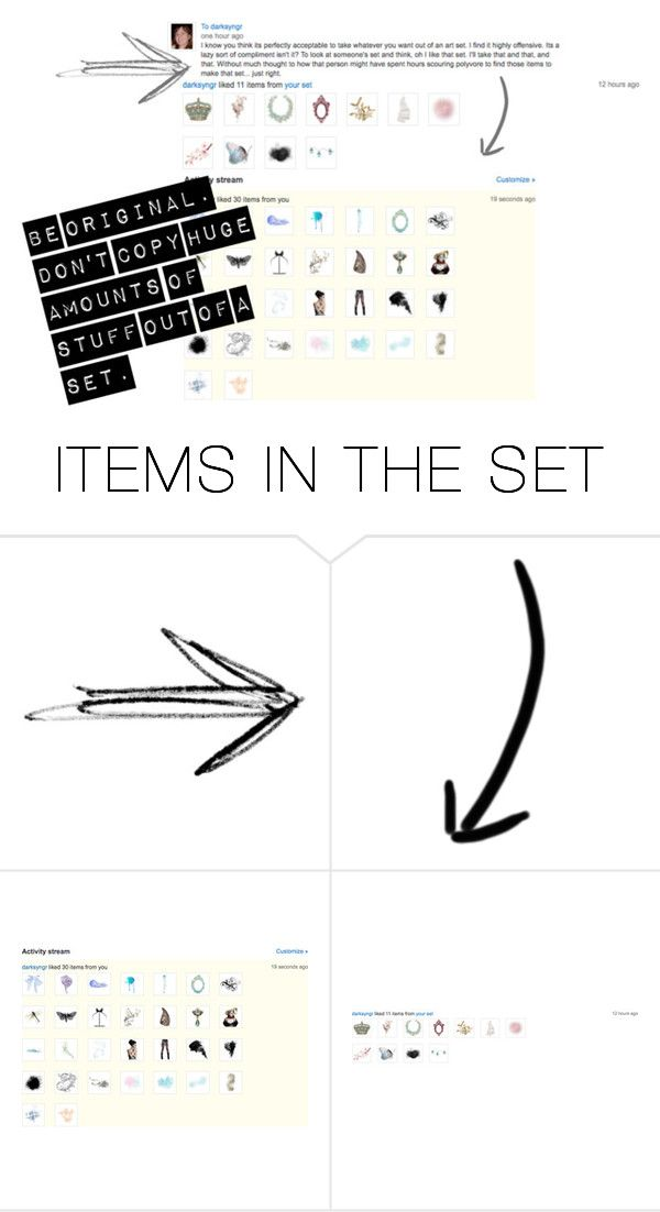 """""""If you block me, then you're guilty"""" by the-alchemistress ❤ liked on Polyvore featuring art and beoriginal"""