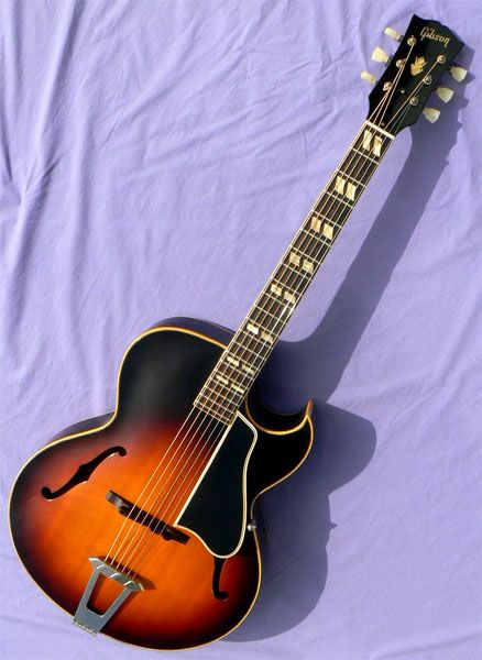 1959 Gibson L 4c Cool Guitar Gibson Acoustic Guitar