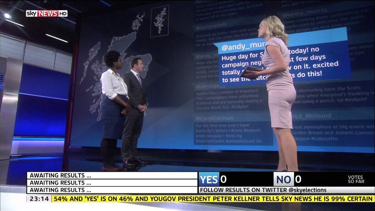 Pin by Ashley Mardle on UK Presenters Sky news, Scottish