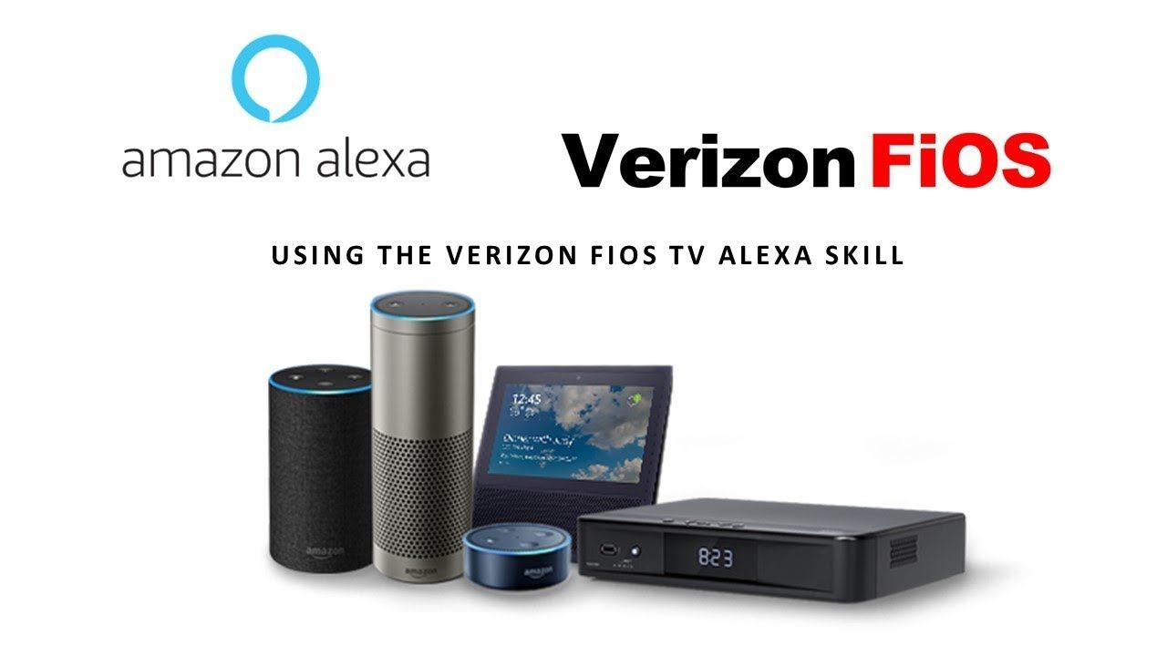 Verizon Fios Alexa Skill Made Simple alexa amazonalexa