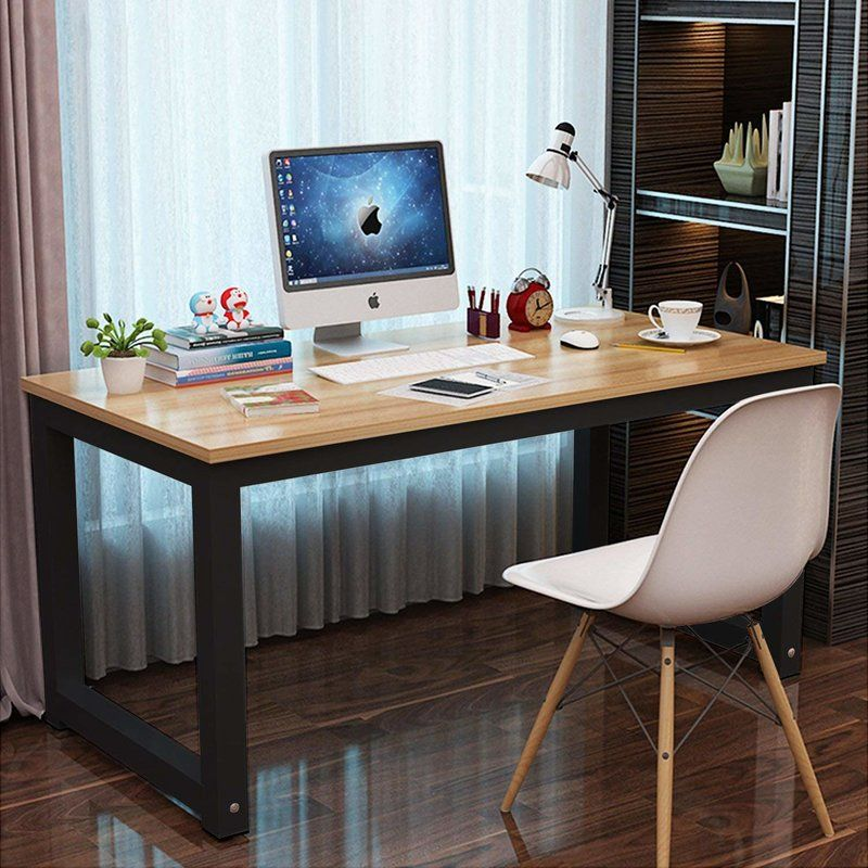 Barger Writing Desk Computer Desks For Home Plain Desk Wood