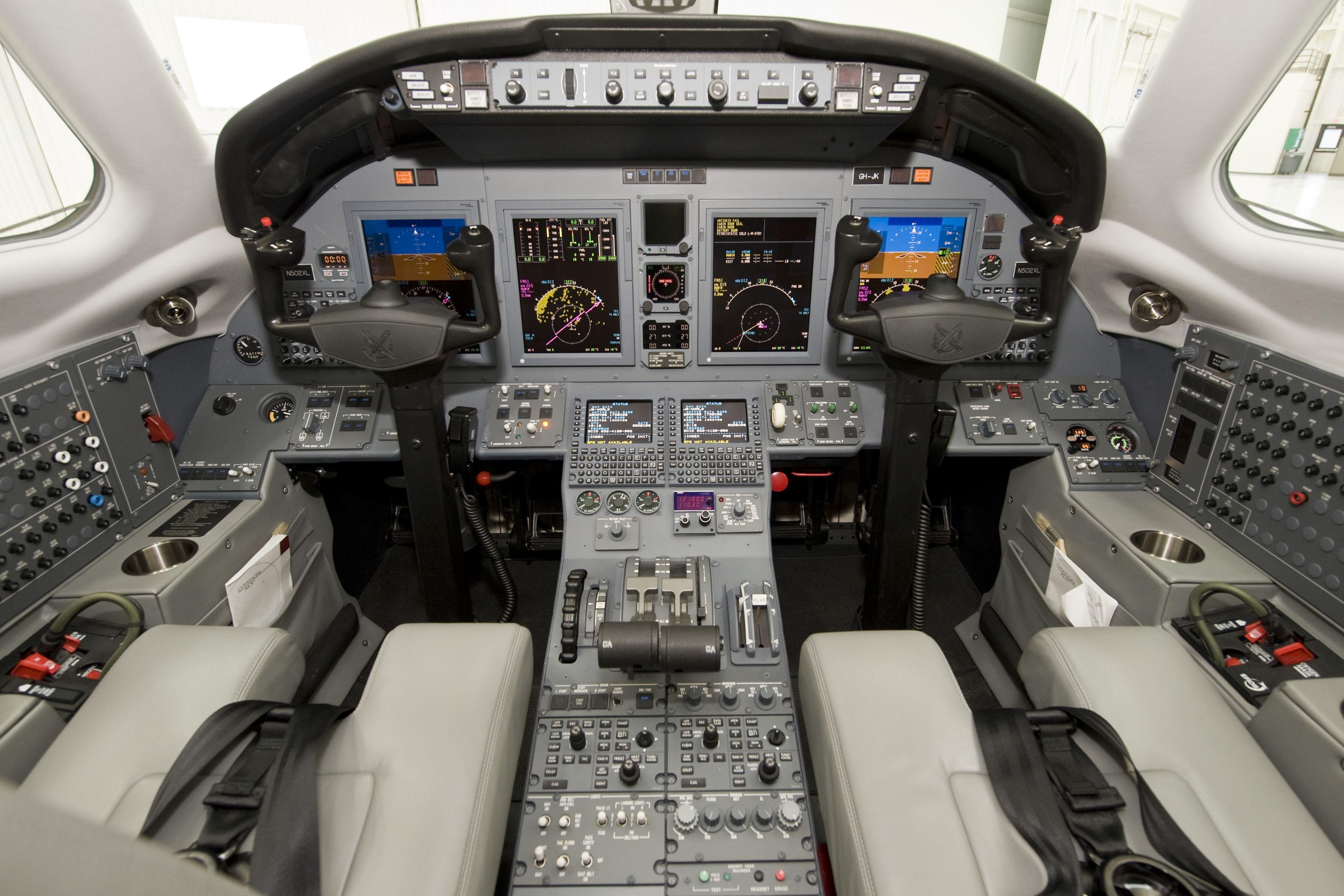 CITATION X Flight Deck | Aviation | Pinterest | Flight ...