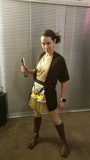 Homemade Star Wars Running Costume Ready To Run Www Gojorunner