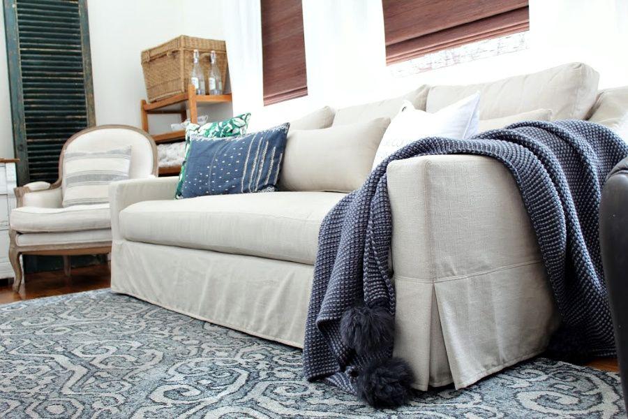 Honest Review Pottery Barn York Slipcovered Sofa