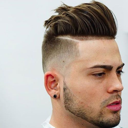 Haircut Names For Men   Types Of Haircuts | Undercut Fade, Hair Undercut  And Undercut