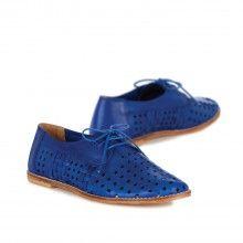 5659dfc877b Emu modré boty Lavinia Lagoon Blue - 2080 Kč