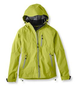 #LLBean: Women's Ascent Jacket, with Gore-Tex