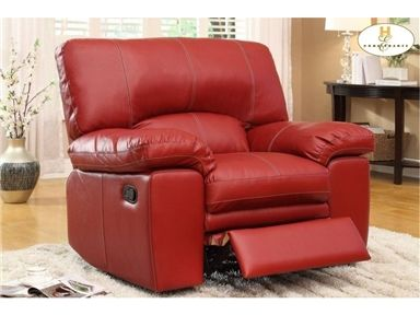 For Homelegance Glider Reclining Chair 9611red 1 And Other Living Room Chairs