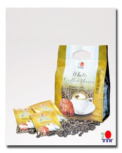 DXN Bílá káva Zhino Kávé, Egészség