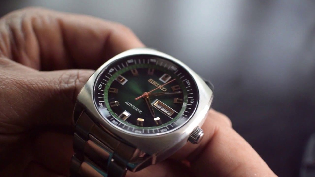 Seiko Recraft Automatic Watch