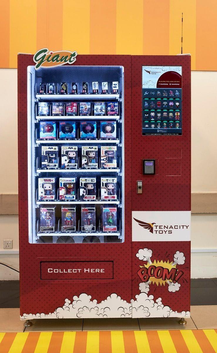 Vendmart Giant Singapore Singapore Vending Machine Giants