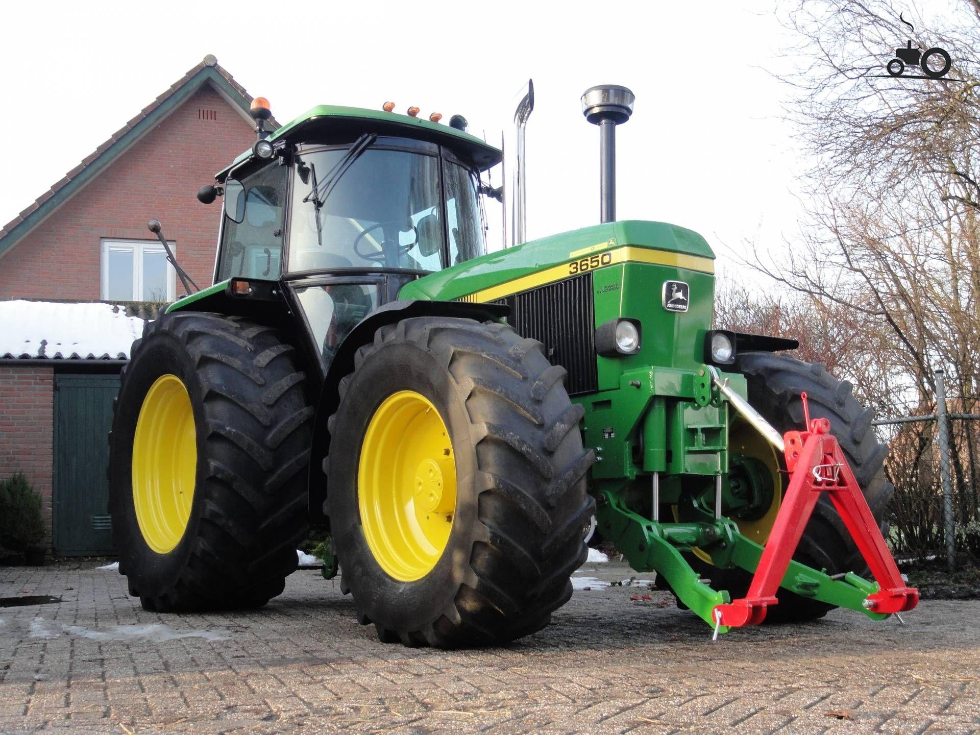 John Deere 3650 (114 pk)