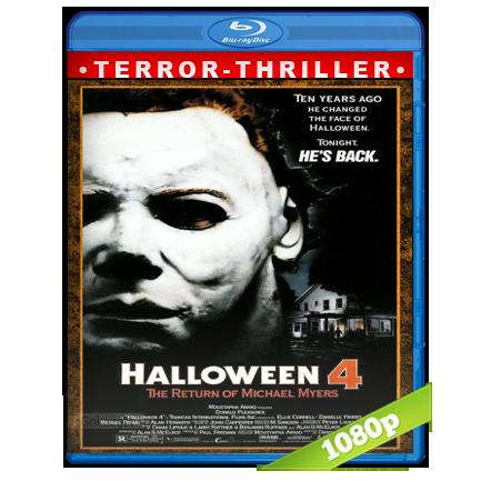 Halloween 4 Streaming Hd.Halloween 4 1988 Bd Rip 1080p Trial Latino Castellano Ingles Vs Halloween 4 Michael Myers Latino