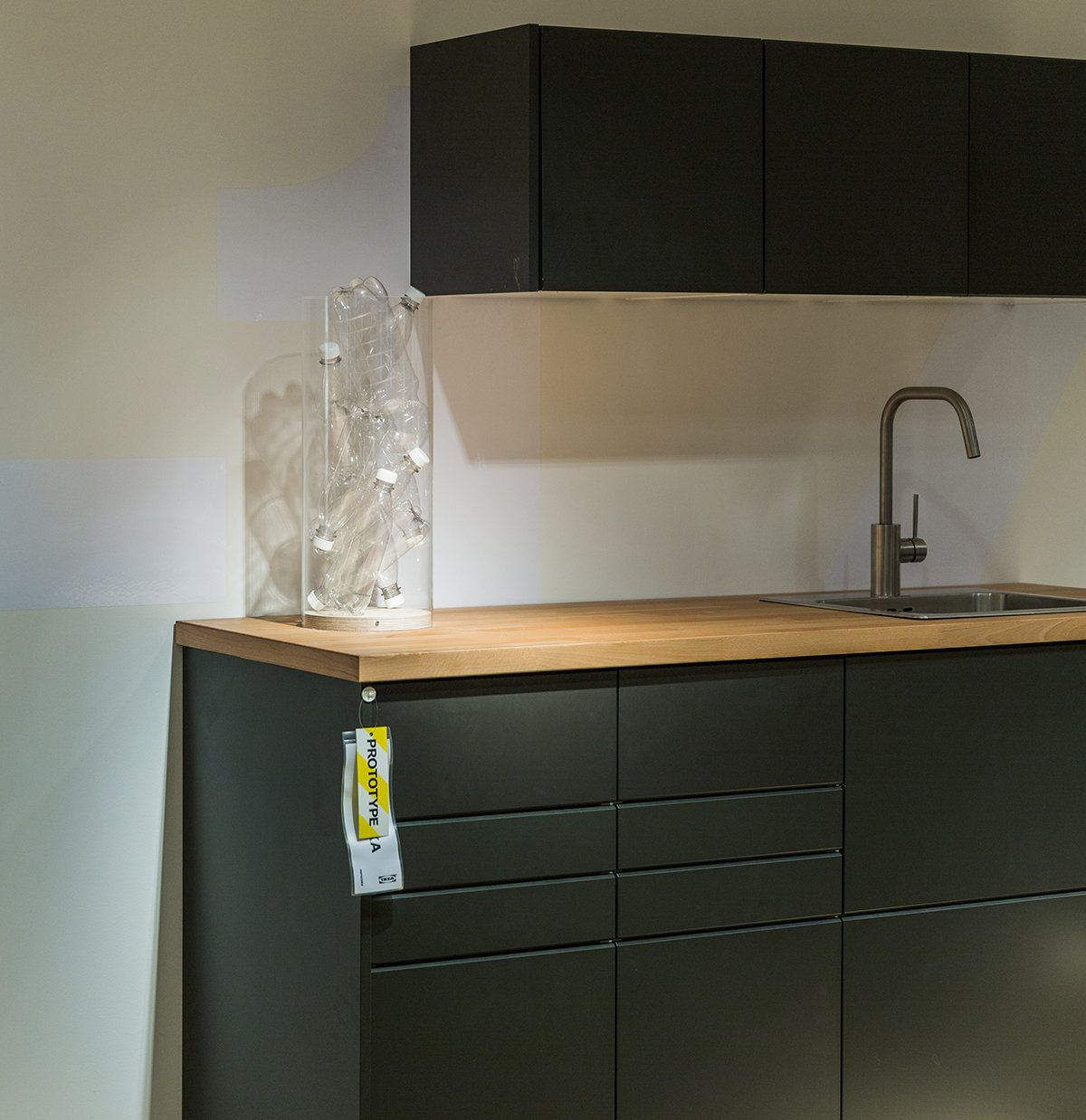 Best Ikea Is Turning Recycled Bottles Into Kitchen Cabinets 400 x 300