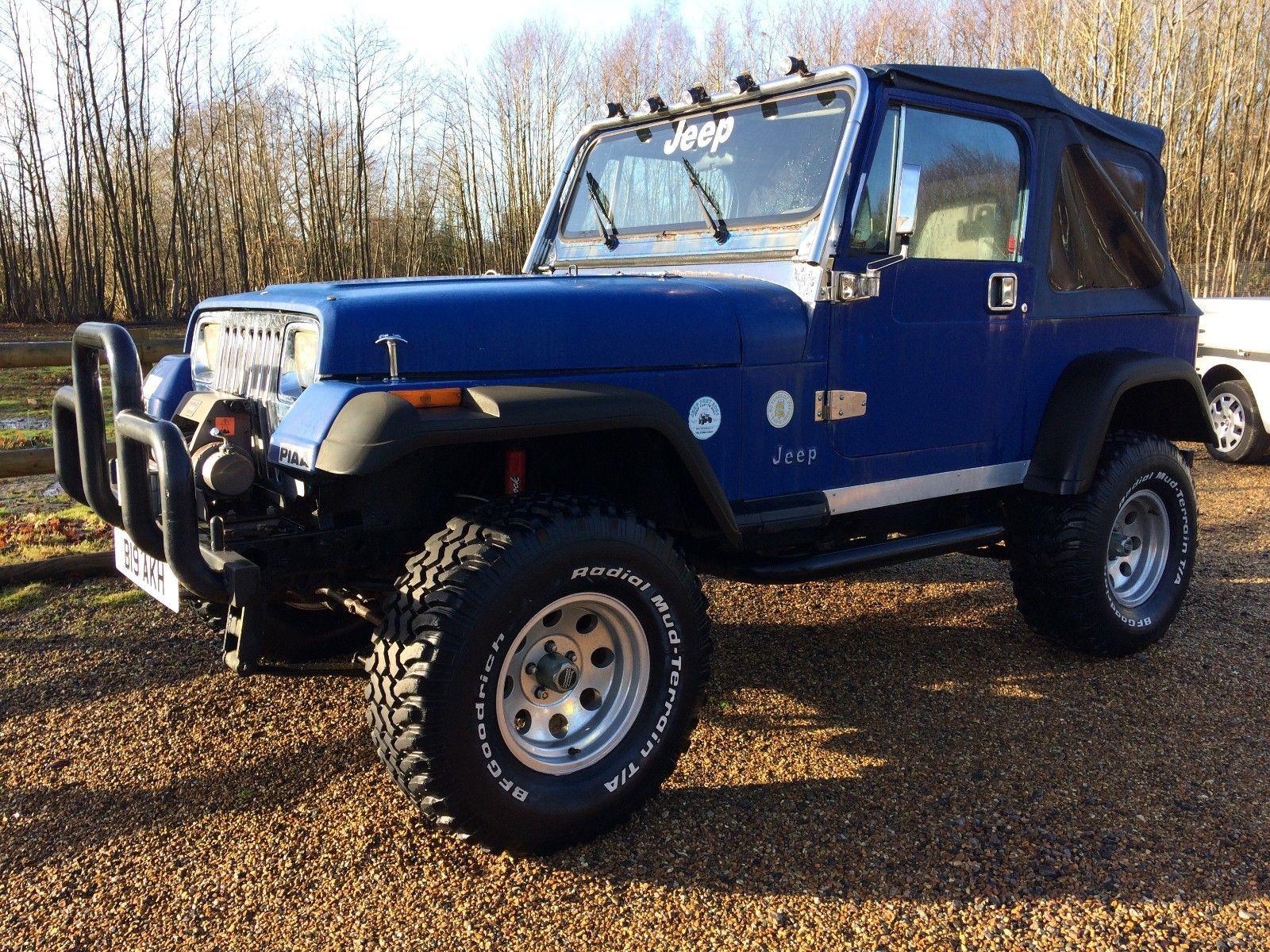Ebay 1985 Jeep Wrangler Soft Top Jeep Jeeplife Jeep Wrangler