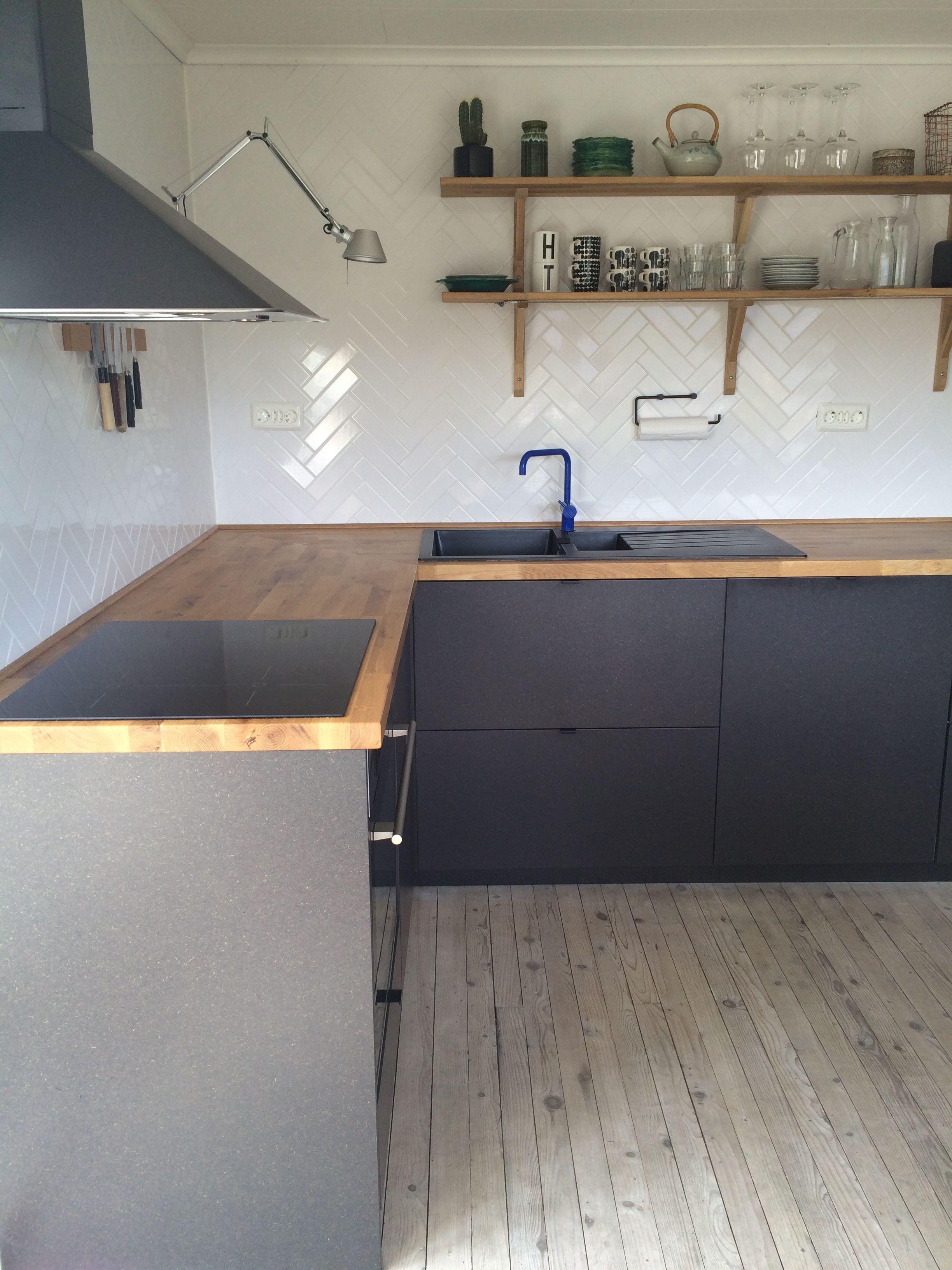STUDIO10 fronter i #valchromat IKEA skrog.   KITCHEN   Pinterest ...