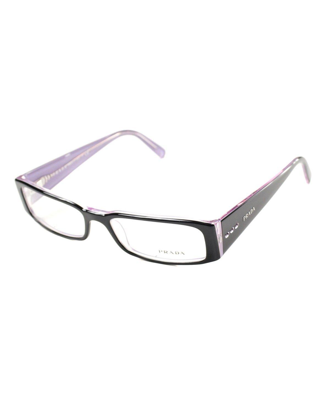 6eabe91a3416 PRADA Rectangle Plastic Eyeglasses'. #prada #sunglasses   Prada ...