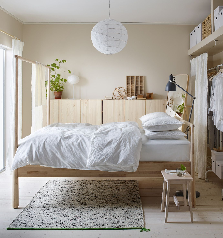 08_dormitorios_ikea Dise O Hogar Pinterest Dormitorio Ikea  # Muebles Habitacion Ikea
