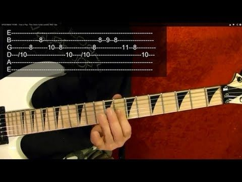 how to play guitar lesson 1