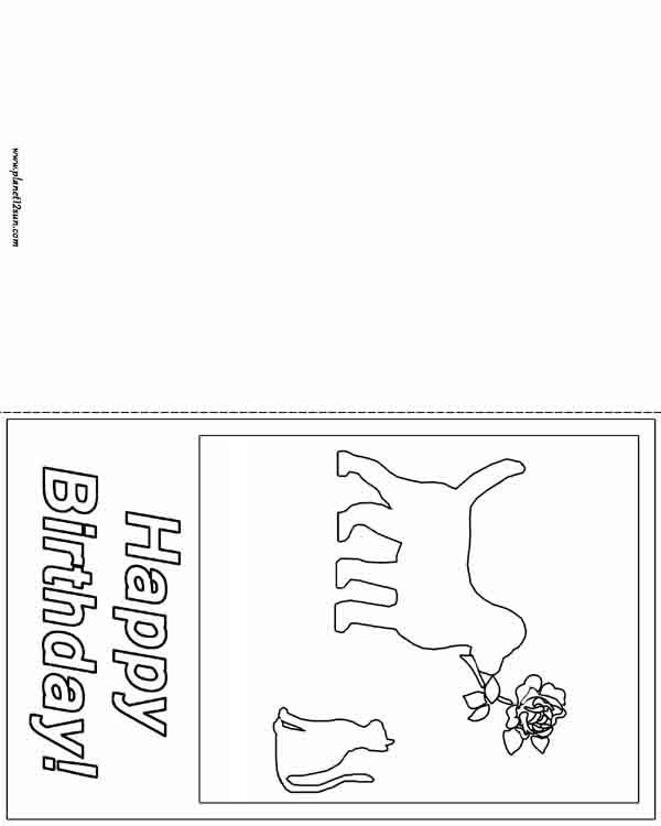happy birthday card worksheets free worksheets for kids printable worksheets free printables. Black Bedroom Furniture Sets. Home Design Ideas