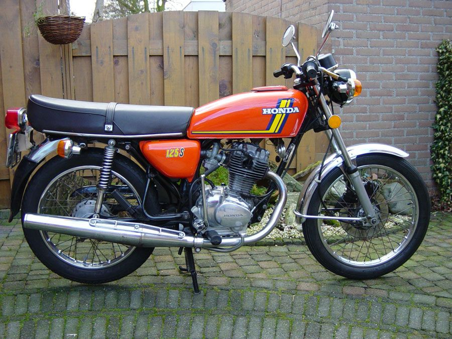 1978 Honda 125S. I just got this for Christmas! : )