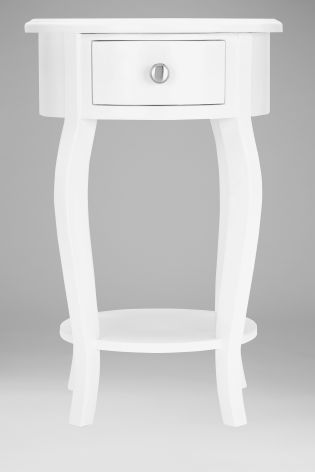 Buy Marielle Round Bedside Table From The Next Uk Online Shop
