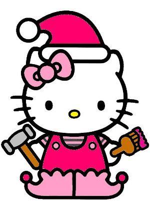 436472e97397d Santa Kitty