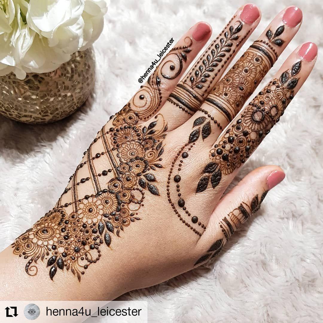Repost Henna4u Leicester Henna Hennaart Bridalfashion Mehndi Mehndidesign Bridalhenna Birmin Dulhan Mehndi Designs Henna Designs Hand Mehndi Designs