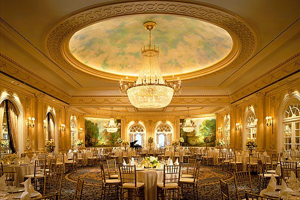 Jw Marriott Essex House New York Weddings Venues Packages In New