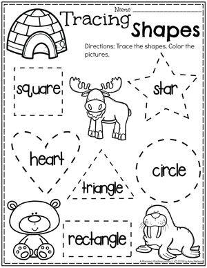 arctic animals activities preschool worksheets preescolar educacion fichas. Black Bedroom Furniture Sets. Home Design Ideas