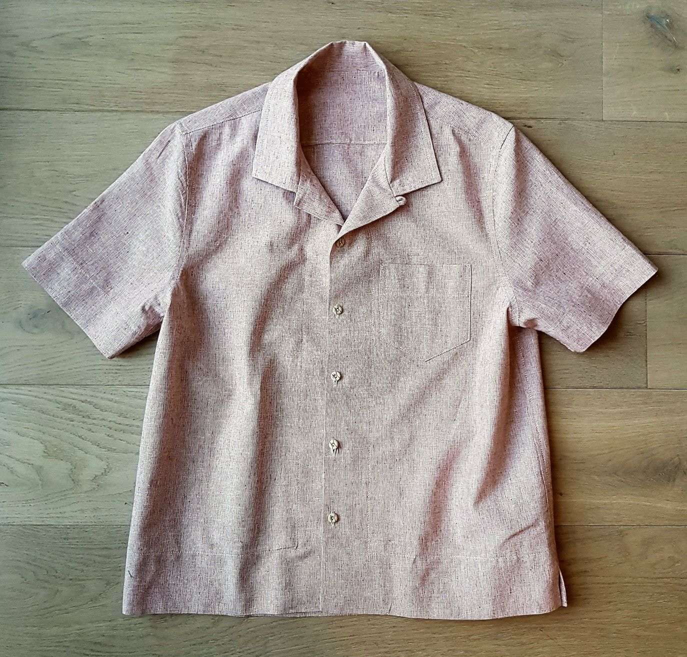 Merchant And Mills All State Shirt Essex Linen Sewing Shirts