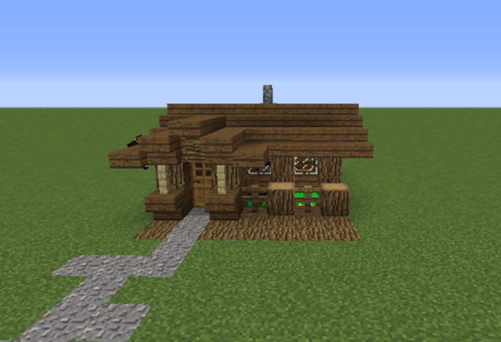 38bc60d9391def67335a8643e4bdf7aa - Download Small Village House Design Minecraft  Pics