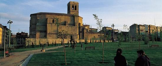 Parque Ebro.Logroño