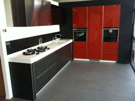 Grando Keukens Zaandam : Corian kitchen worktop pitt cooking made by erbi grando