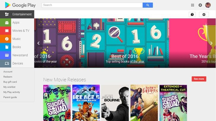 These are the most popular Google Play apps movies and songs of 2016