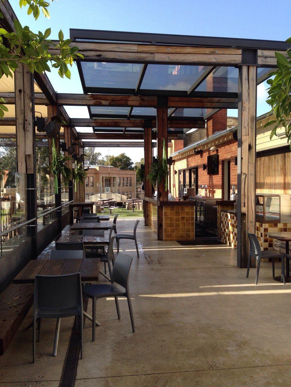 American Hotel Echuca, Echuca Restaurant Reviews