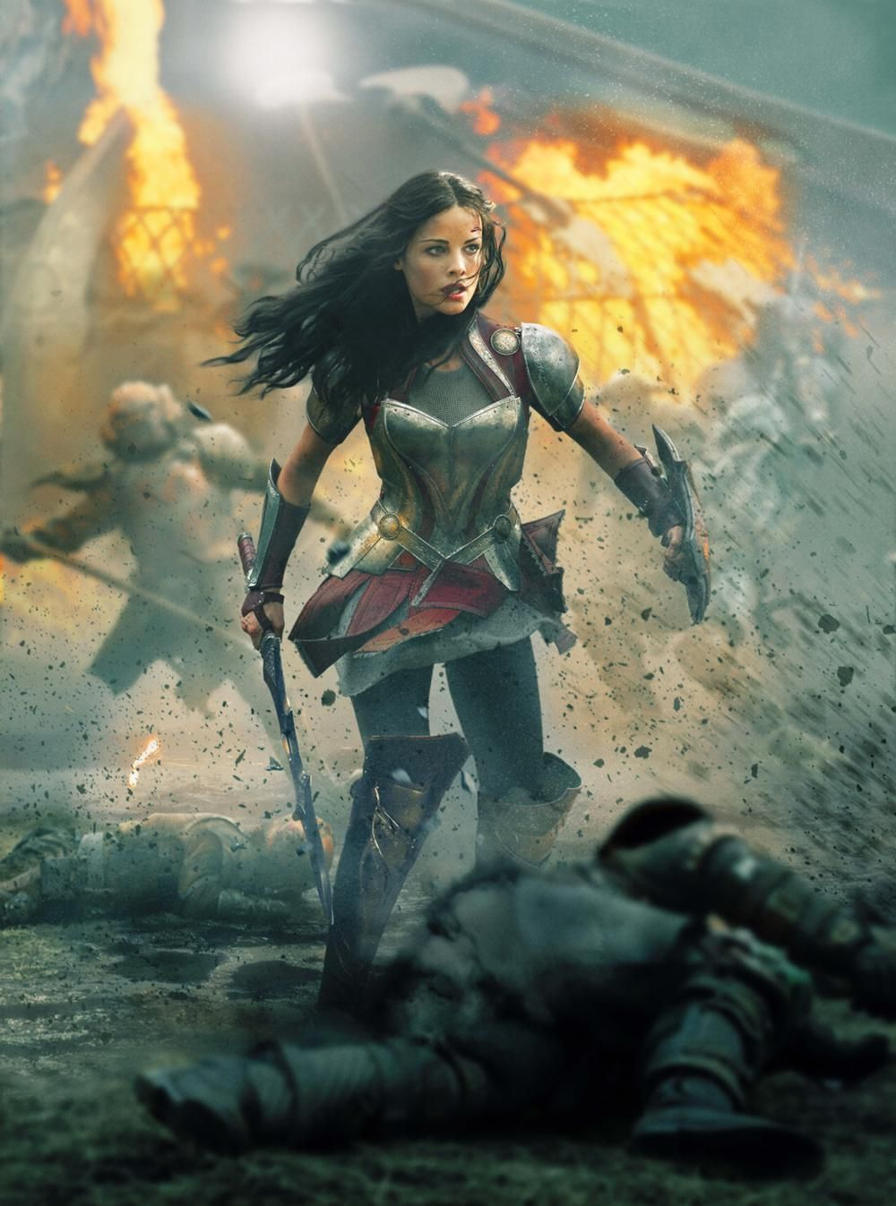 Sif | Marvel | Marvel movies, Marvel, Lady sif