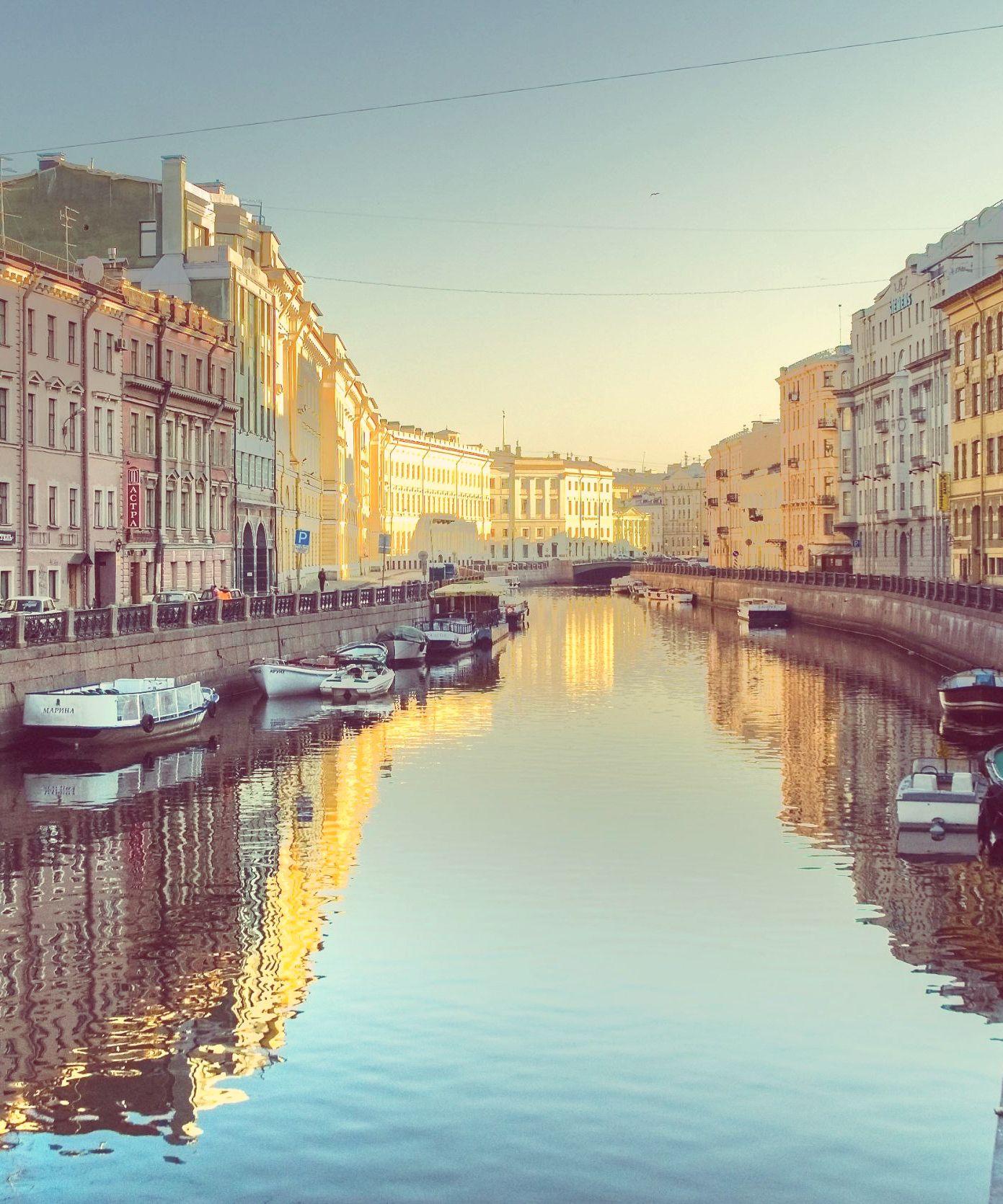 Санкт-Петербург, Россия.  Saint Petersburg, Russia.