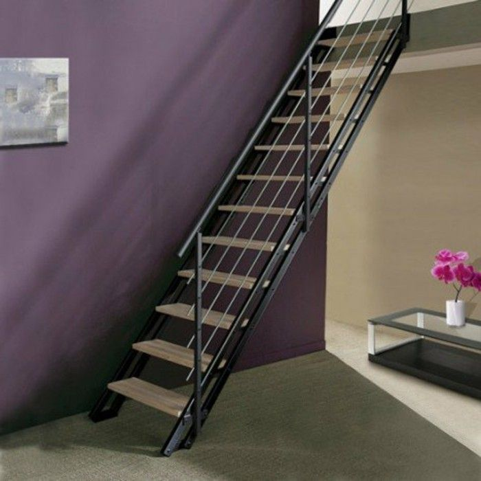 Ou Trouver Le Meilleur Escalier Gain De Place Escalier Gain De Place Escalier Marches En Bois