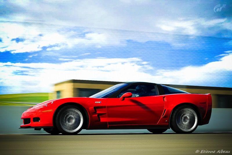 Red+Corvette