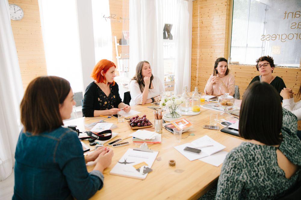 WorkGroup - 1º Encontro de Marcas em Lisboa. Brainstorming entre empreendedores sobre temas actuais e preocupações da comunicação.