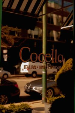 Sodikoff Unveiling Cocello Tonight; Read the Full Menus