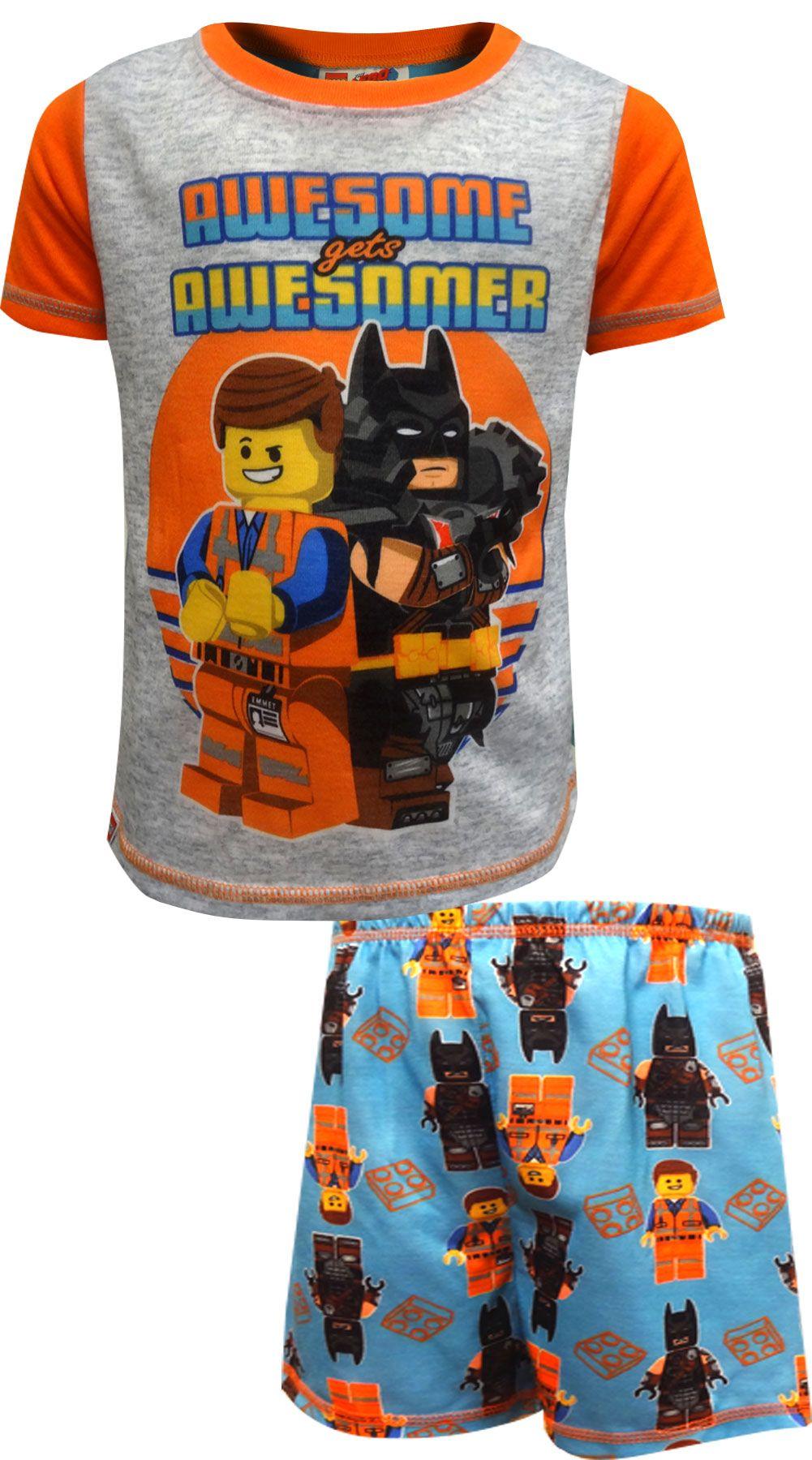 LEGO Movie Boys Pajamas